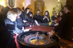 casino party tema roulette feste