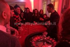 roulette casino napoli feste a tema